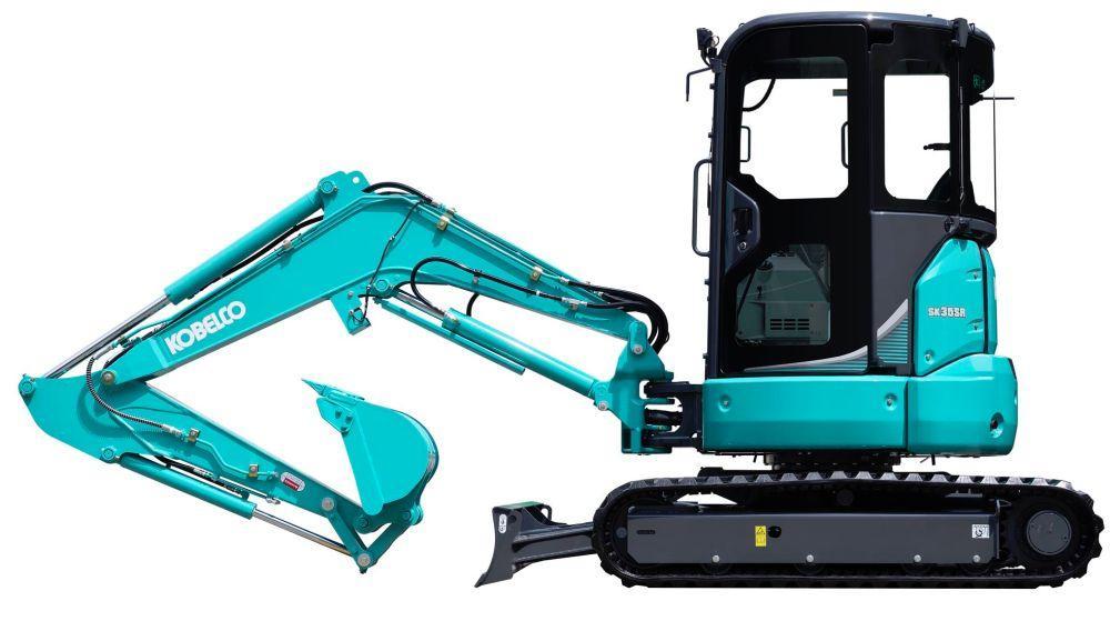 Kobelco SK35SR 6 Excavator