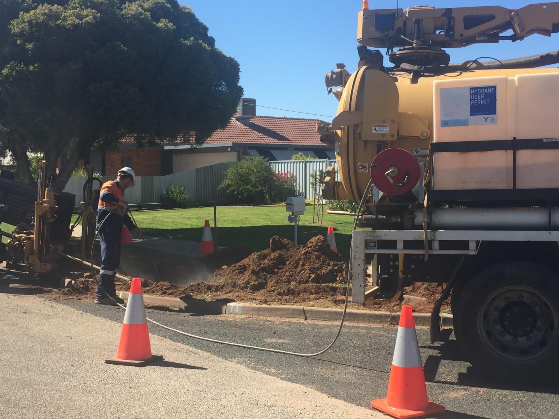 Vacuum Excavation